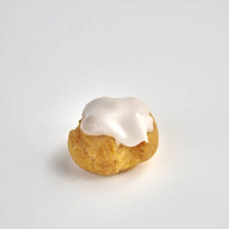 Bignè alla crema pasticciera